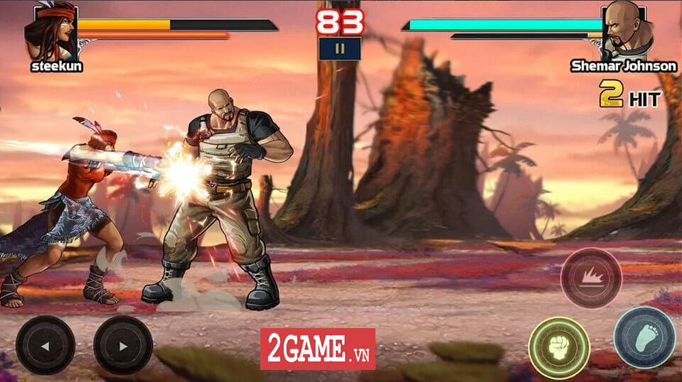 Mortal Battle: Street Fighter - Sự kết hợp hoàn hảo giữa thể loại nhập vai và đối kháng 3