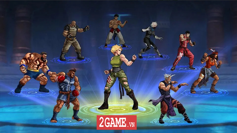 Mortal Battle: Street Fighter - Sự kết hợp hoàn hảo giữa thể loại nhập vai và đối kháng 0