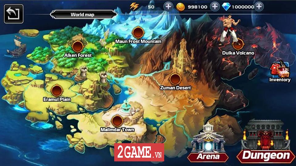 Mortal Battle: Street Fighter - Sự kết hợp hoàn hảo giữa thể loại nhập vai và đối kháng 5