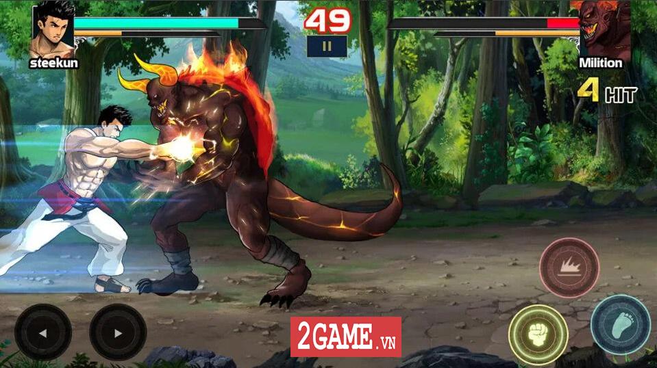 Mortal Battle: Street Fighter - Sự kết hợp hoàn hảo giữa thể loại nhập vai và đối kháng 4