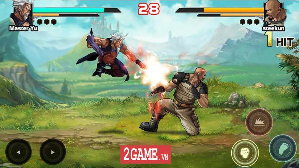Mortal Battle: Street Fighter - Sự kết hợp hoàn hảo giữa thể loại nhập vai và đối kháng 7