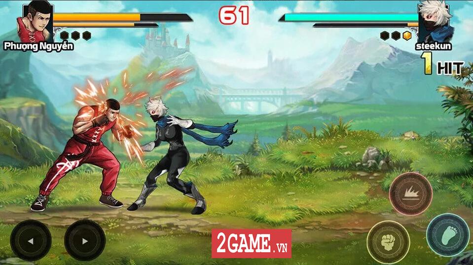 Mortal Battle: Street Fighter - Sự kết hợp hoàn hảo giữa thể loại nhập vai và đối kháng 10