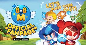 BnB M – Phiên bản Boom Mobile chính chủ từ Hàn Quốc sắp ra mắt