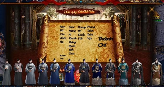 Game thủ tham gia Webgame Thiên Địa Hội được tha hồ hóa thân thành Vi Tiểu Bảo 3