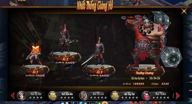 Game thủ tham gia Webgame Thiên Địa Hội được tha hồ hóa thân thành Vi Tiểu Bảo 4