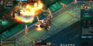 Game thủ tham gia Webgame Thiên Địa Hội được tha hồ hóa thân thành Vi Tiểu Bảo