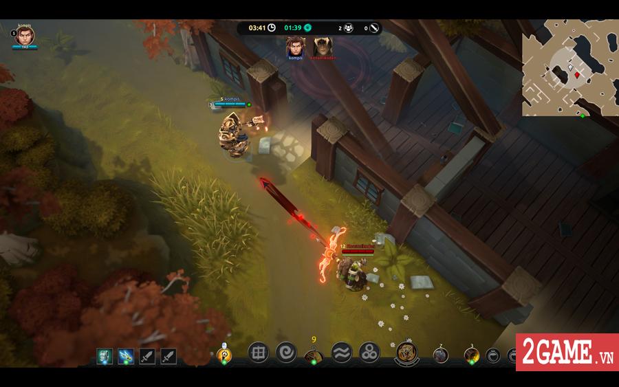 Đánh giá Battlerite Royale: Chất chơi MOBA hòa quyện kiểu Sinh tồn với thao tác tay cực kỳ sướng trên PC 4