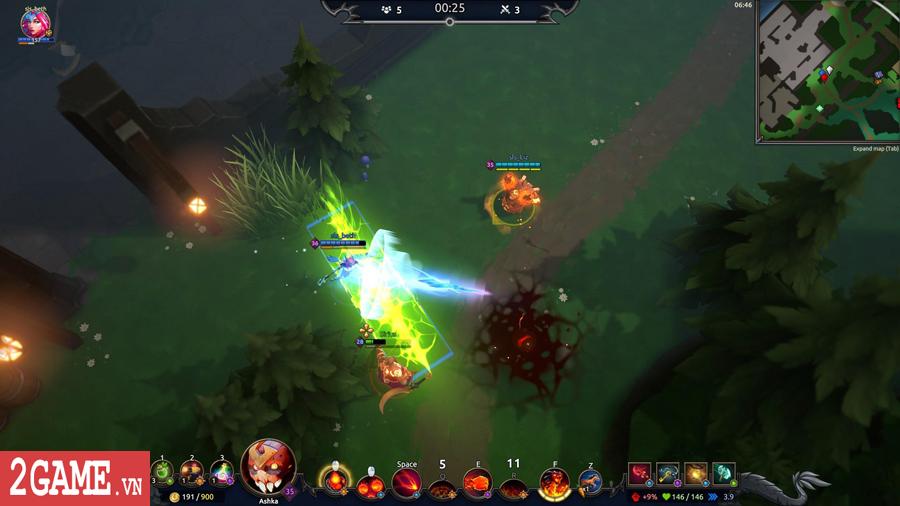 Đánh giá Battlerite Royale: Chất chơi MOBA hòa quyện kiểu Sinh tồn với thao tác tay cực kỳ sướng trên PC 5