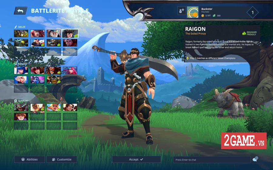 Đánh giá Battlerite Royale: Chất chơi MOBA hòa quyện kiểu Sinh tồn với thao tác tay cực kỳ sướng trên PC 1