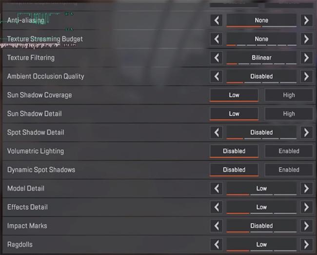 Hướng dẫn chơi Apex Legends: Cách tùy chỉnh cấu hình để đạt FPS mượt nhất 0