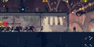 Dead Rain – Game hành động đề tài zombie kết hợp với lối chơi cuộn cảnh cổ điển