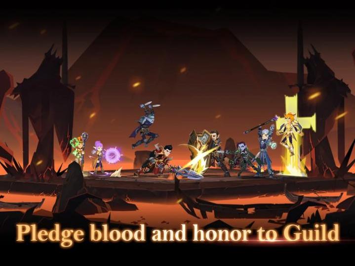 Ever Adventure - Game cuộn cảnh lấy cảm hứng từ thương hiệu MMORPG cổ điển 9