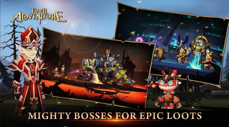 Ever Adventure - Game cuộn cảnh lấy cảm hứng từ thương hiệu MMORPG cổ điển 8