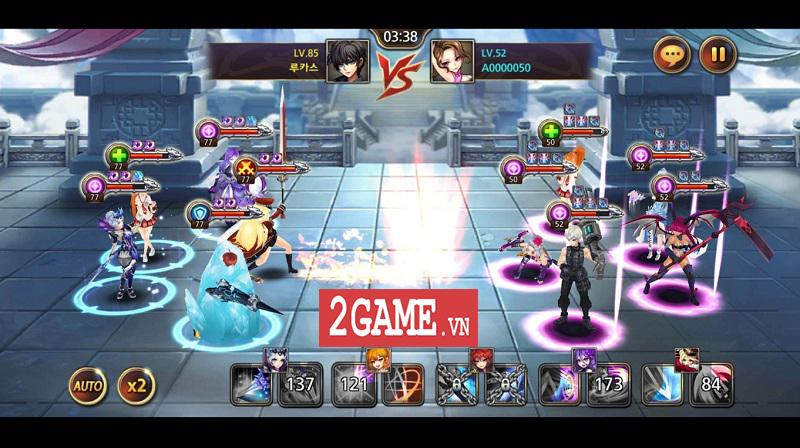Top 11 game mobile hành động, thẻ tướng dành riêng cho các tín đồ Manga/Anime 3