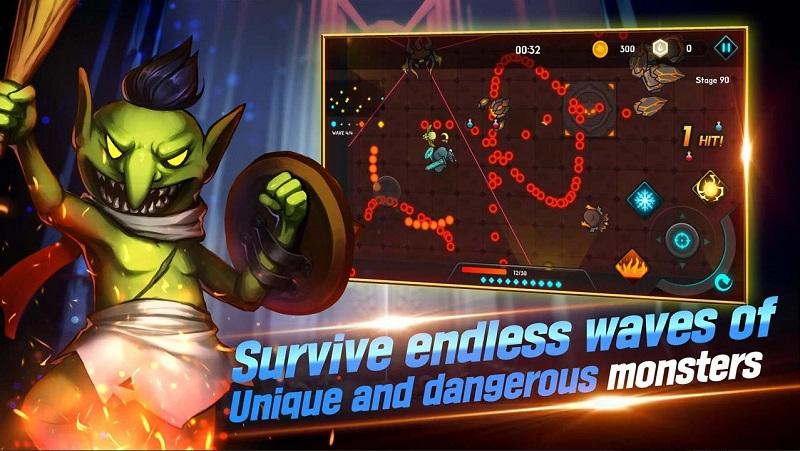 Little Mage - Little Mage's Journey: Game nhập vai hành động với cơ chế chiến đấu kiểu Game IO độc lạ 1