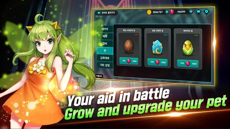 Little Mage - Little Mage's Journey: Game nhập vai hành động với cơ chế chiến đấu kiểu Game IO độc lạ 3