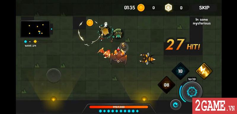 Little Mage - Little Mage's Journey: Game nhập vai hành động với cơ chế chiến đấu kiểu Game IO độc lạ 8