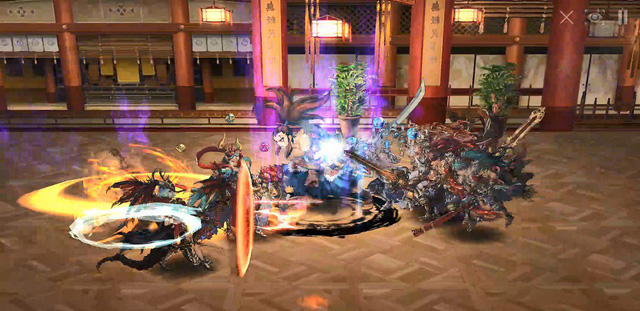 Cách kết hợp các tướng trong Final Blade Việt Nam để leo top hiệu quả 1
