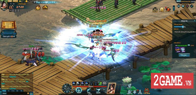 Cảm nhận Webgame Thiên Địa Hội trong ngày đầu khai mở phiên bản Alpha Test 8