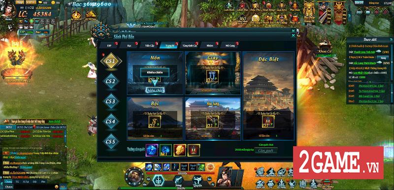Cảm nhận Webgame Thiên Địa Hội trong ngày đầu khai mở phiên bản Alpha Test 18