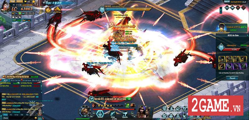 Cảm nhận Webgame Thiên Địa Hội trong ngày đầu khai mở phiên bản Alpha Test 13