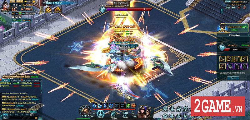 Cảm nhận Webgame Thiên Địa Hội trong ngày đầu khai mở phiên bản Alpha Test 14