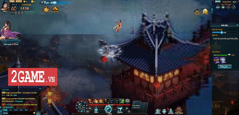 Cảm nhận Webgame Thiên Địa Hội trong ngày đầu khai mở phiên bản Alpha Test 1