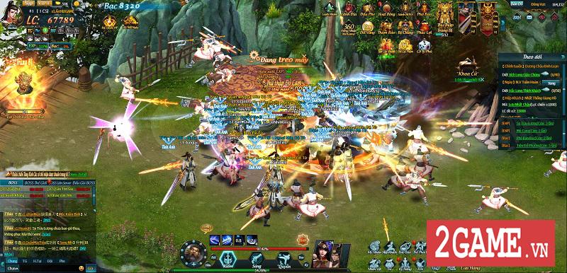 Cảm nhận Webgame Thiên Địa Hội trong ngày đầu khai mở phiên bản Alpha Test 15