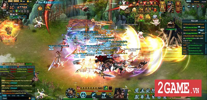 Cảm nhận Webgame Thiên Địa Hội trong ngày đầu khai mở phiên bản Alpha Test 16