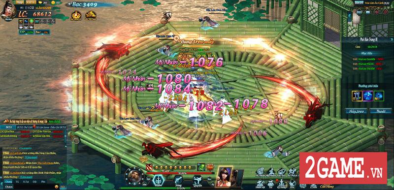 Cảm nhận Webgame Thiên Địa Hội trong ngày đầu khai mở phiên bản Alpha Test 17