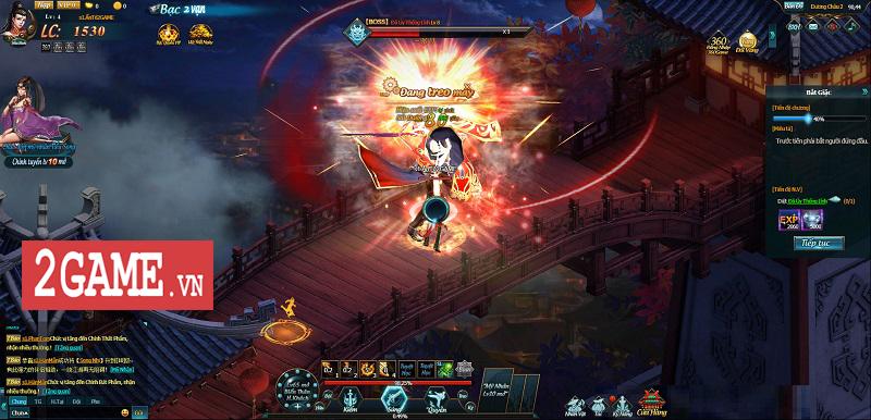 Cảm nhận Webgame Thiên Địa Hội trong ngày đầu khai mở phiên bản Alpha Test 2