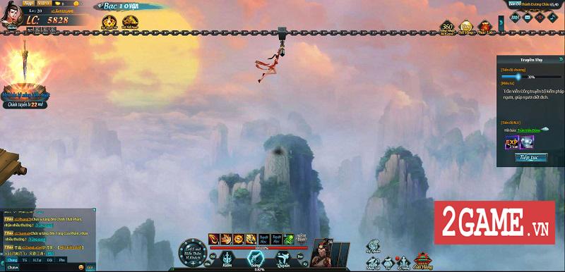 Cảm nhận Webgame Thiên Địa Hội trong ngày đầu khai mở phiên bản Alpha Test 6