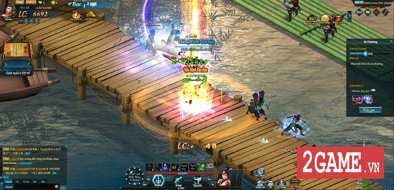 Cảm nhận Webgame Thiên Địa Hội trong ngày đầu khai mở phiên bản Alpha Test 7