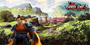Nam Đế 3 – Game mobile chiến thuật dã sử Việt dự kiến ra mắt vào tháng 3