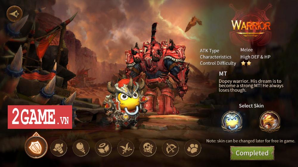 Trải nghiệm MT4 Lost Honor - Tựa game nhập vai 8 lớp nhân vật với thế giới mở vô cùng lôi cuốn 2
