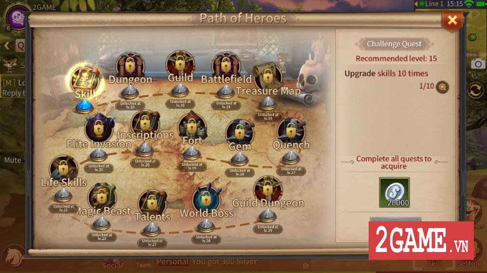 Trải nghiệm MT4 Lost Honor - Tựa game nhập vai 8 lớp nhân vật với thế giới mở vô cùng lôi cuốn 14