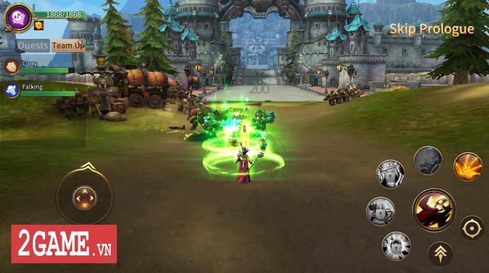 Trải nghiệm MT4 Lost Honor - Tựa game nhập vai 8 lớp nhân vật với thế giới mở vô cùng lôi cuốn 10