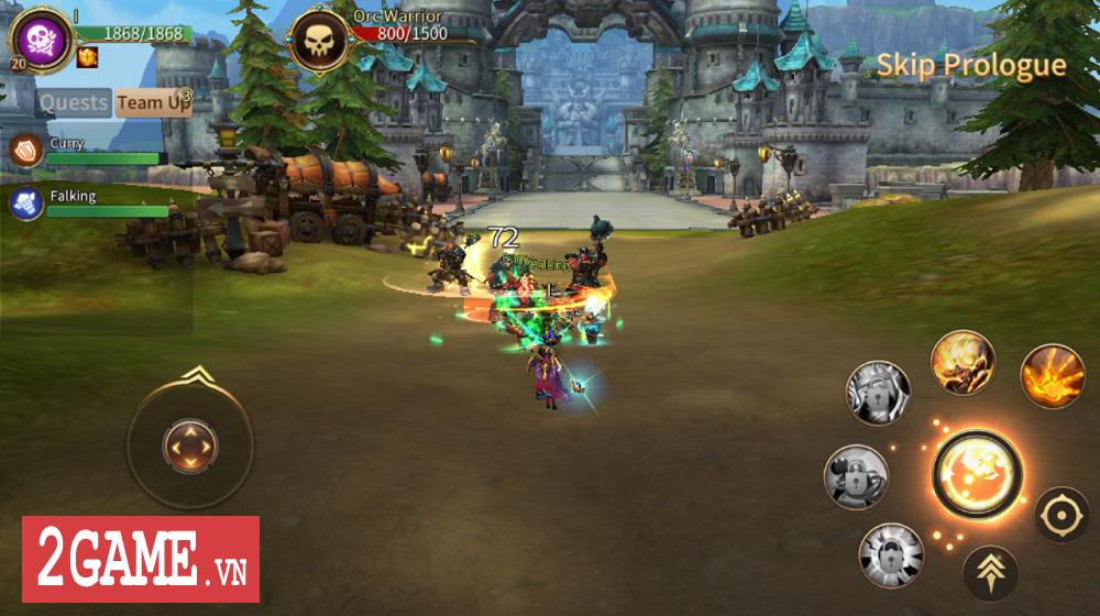 Trải nghiệm MT4 Lost Honor - Tựa game nhập vai 8 lớp nhân vật với thế giới mở vô cùng lôi cuốn 1