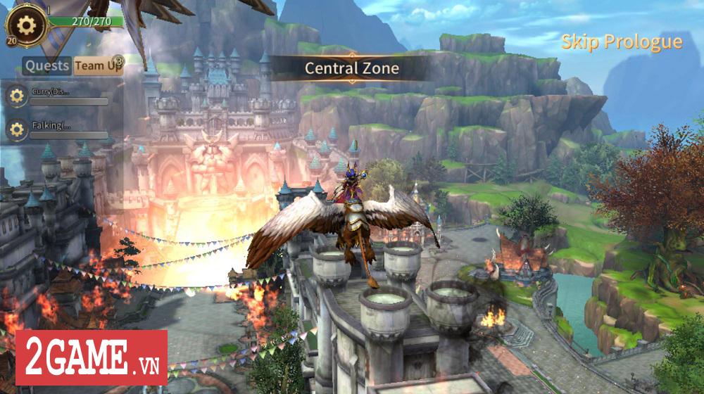 Trải nghiệm MT4 Lost Honor - Tựa game nhập vai 8 lớp nhân vật với thế giới mở vô cùng lôi cuốn 4