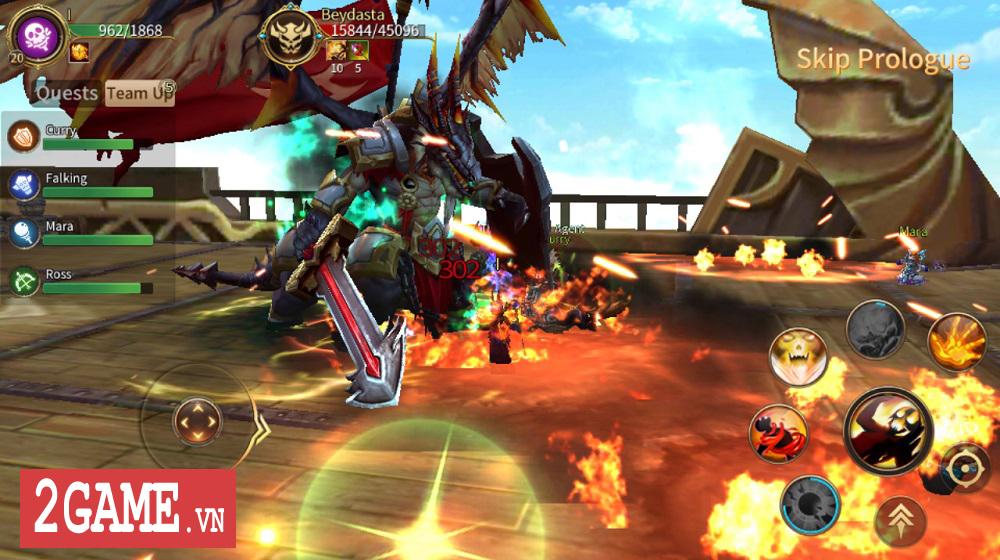 Trải nghiệm MT4 Lost Honor - Tựa game nhập vai 8 lớp nhân vật với thế giới mở vô cùng lôi cuốn 5