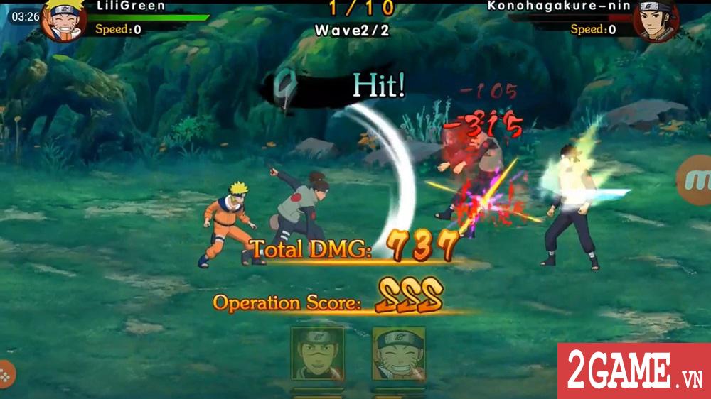 Top 11 game mobile hành động, thẻ tướng dành riêng cho các tín đồ Manga/Anime 2