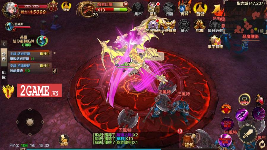Thêm 10 tựa game online mới cáu vừa cập bến làng game Việt 6