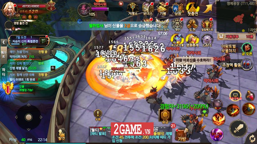Thánh Chiến 3D - Game nhập vai lột tả cuộc chiến giữa các Thiên sứ cập bến Việt Nam 6