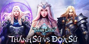 Thánh Chiến 3D – Game nhập vai lột tả cuộc chiến giữa các Thiên sứ cập bến Việt Nam