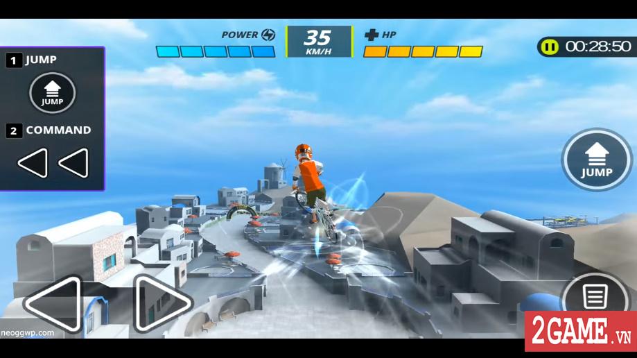 Downhill Masters - Game mobile đua xe đạp có thể chơi mọi lúc mọi nơi 8