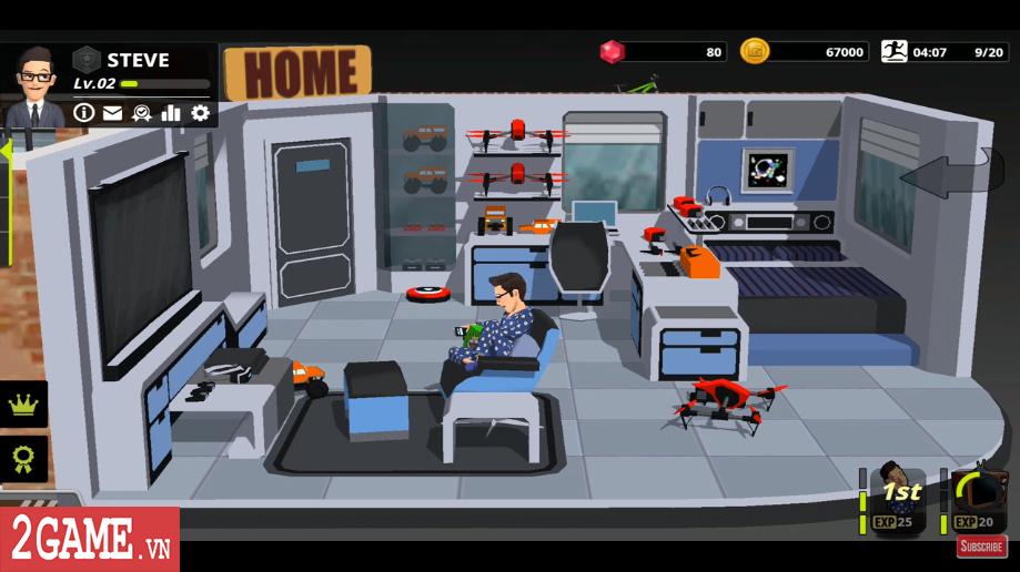 Downhill Masters - Game mobile đua xe đạp có thể chơi mọi lúc mọi nơi 13