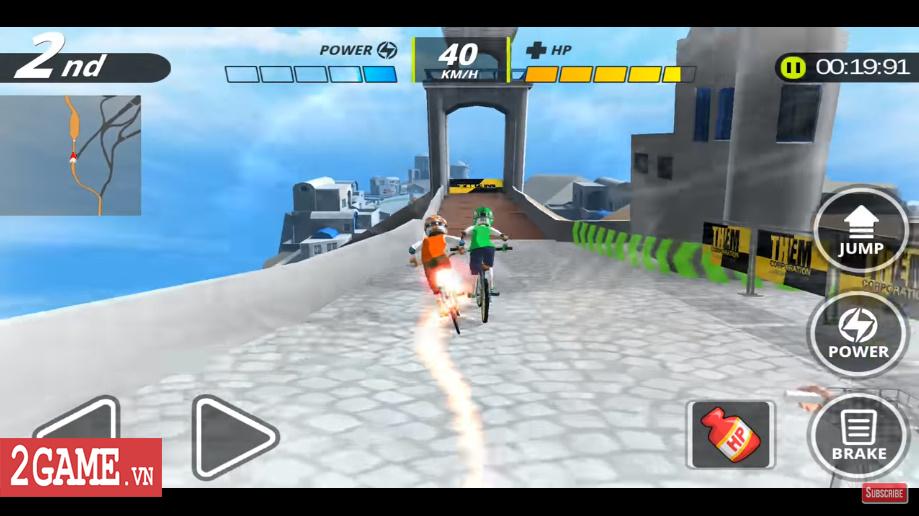 Downhill Masters - Game mobile đua xe đạp có thể chơi mọi lúc mọi nơi 11