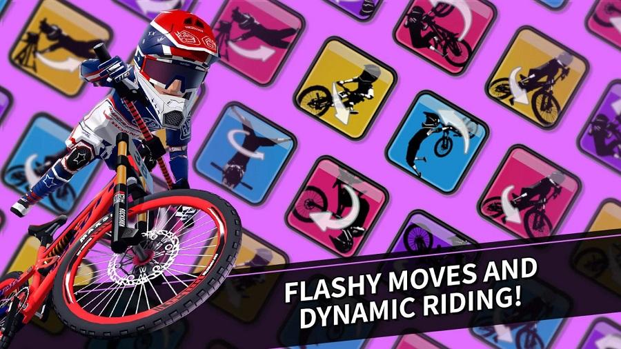 Downhill Masters - Game mobile đua xe đạp có thể chơi mọi lúc mọi nơi 7