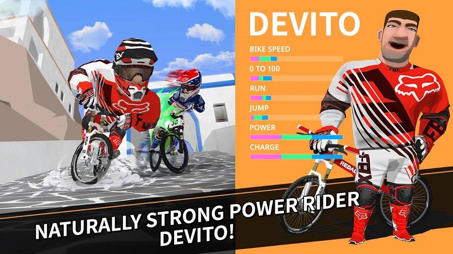 Downhill Masters - Game mobile đua xe đạp có thể chơi mọi lúc mọi nơi 4