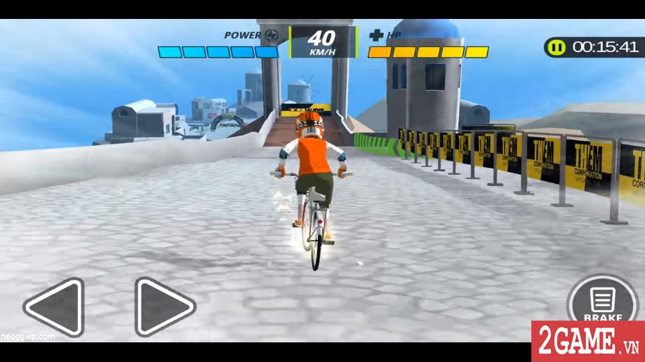 Downhill Masters - Game mobile đua xe đạp có thể chơi mọi lúc mọi nơi 1